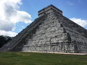 Las grandes pirámides de Mesoamérica están orientadas según el calendario