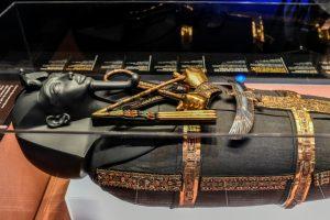 Los tesoros eternos de Tutankamón regresan a París; fueron descubiertos en 1922