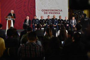 Las caras militares de la Guardia Nacional de López Obrador