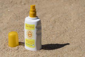 La crema solar altera la fauna marina