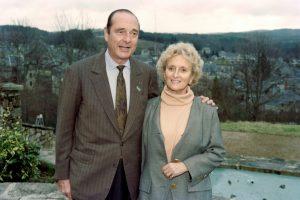 Jacques Chirac, un animal político
