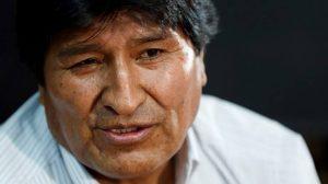 Evo Morales: el capitalismo no garantiza la paz