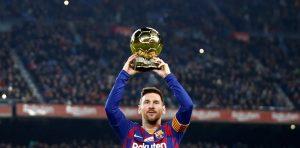 Lionel Messi, el deportista que más dólares ganó en 2019
