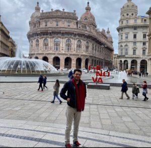 Crónica de un estudiante mexicano en Italia