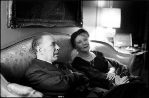 Borges habla por todos los escritores, Graham Greene